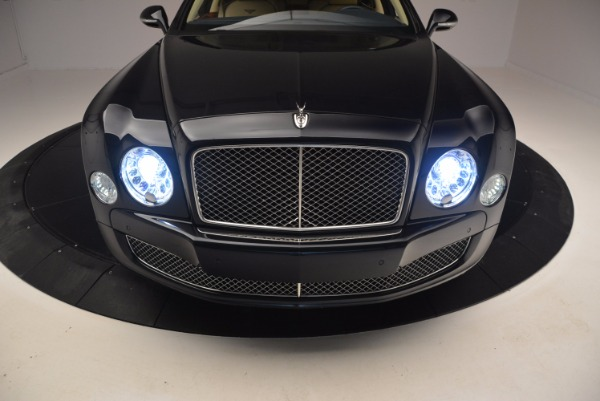 Used 2016 Bentley Mulsanne for sale Sold at Rolls-Royce Motor Cars Greenwich in Greenwich CT 06830 12