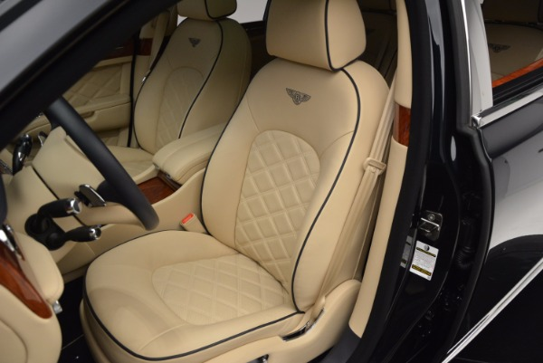 Used 2016 Bentley Mulsanne for sale Sold at Rolls-Royce Motor Cars Greenwich in Greenwich CT 06830 18