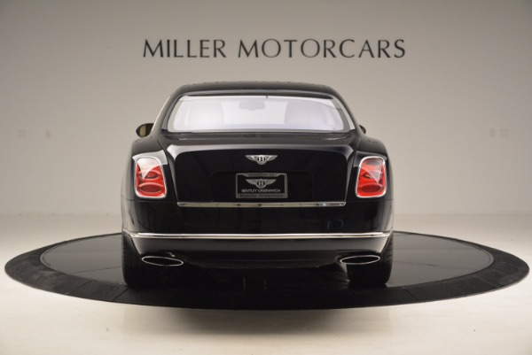 Used 2016 Bentley Mulsanne for sale Sold at Rolls-Royce Motor Cars Greenwich in Greenwich CT 06830 5