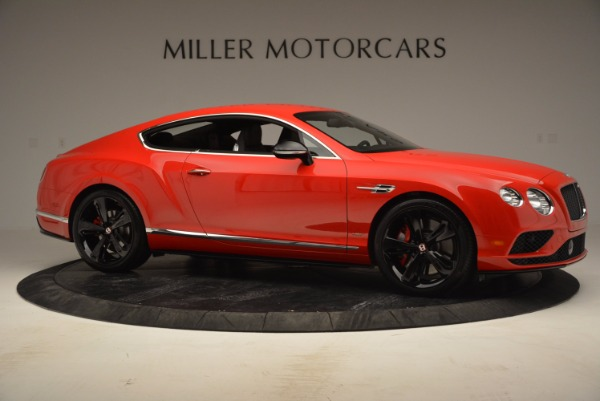Used 2016 Bentley Continental GT V8 S for sale Sold at Rolls-Royce Motor Cars Greenwich in Greenwich CT 06830 10