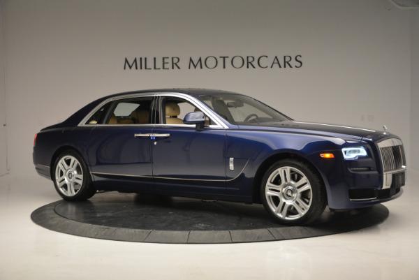 Used 2016 Rolls-Royce Ghost EWB for sale Sold at Rolls-Royce Motor Cars Greenwich in Greenwich CT 06830 10