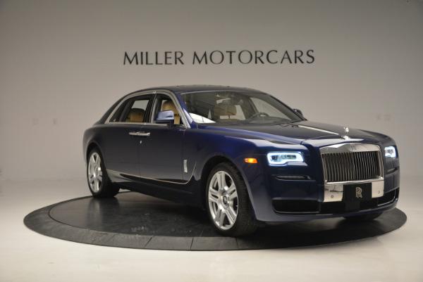 Used 2016 Rolls-Royce Ghost EWB for sale Sold at Rolls-Royce Motor Cars Greenwich in Greenwich CT 06830 11