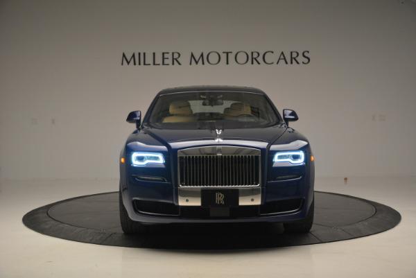 Used 2016 Rolls-Royce Ghost EWB for sale Sold at Rolls-Royce Motor Cars Greenwich in Greenwich CT 06830 12