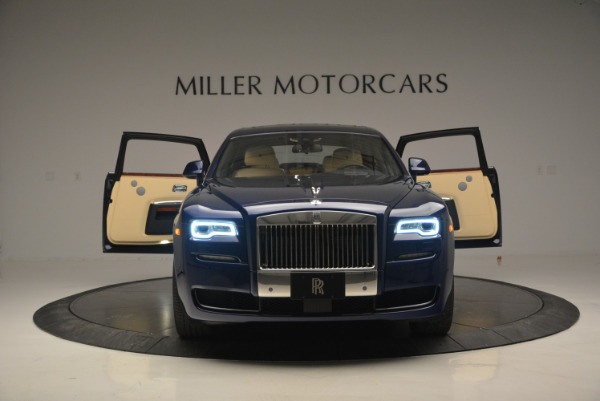 Used 2016 Rolls-Royce Ghost EWB for sale Sold at Rolls-Royce Motor Cars Greenwich in Greenwich CT 06830 13