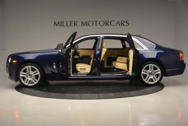 Used 2016 Rolls-Royce Ghost EWB for sale Sold at Rolls-Royce Motor Cars Greenwich in Greenwich CT 06830 14