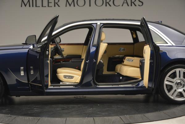 Used 2016 Rolls-Royce Ghost EWB for sale Sold at Rolls-Royce Motor Cars Greenwich in Greenwich CT 06830 15