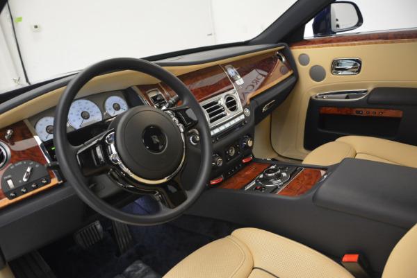 Used 2016 Rolls-Royce Ghost EWB for sale Sold at Rolls-Royce Motor Cars Greenwich in Greenwich CT 06830 18
