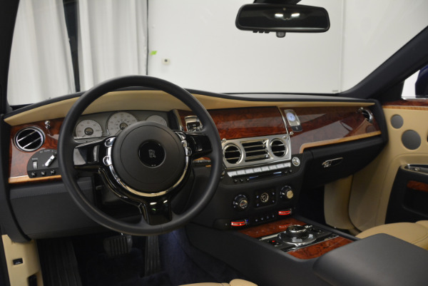 Used 2016 Rolls-Royce Ghost EWB for sale Sold at Rolls-Royce Motor Cars Greenwich in Greenwich CT 06830 19