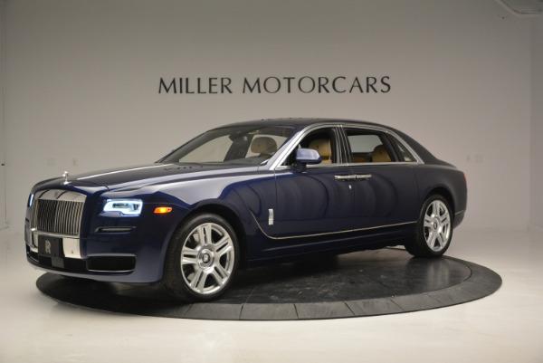 Used 2016 Rolls-Royce Ghost EWB for sale Sold at Rolls-Royce Motor Cars Greenwich in Greenwich CT 06830 2