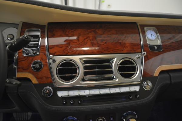 Used 2016 Rolls-Royce Ghost EWB for sale Sold at Rolls-Royce Motor Cars Greenwich in Greenwich CT 06830 22