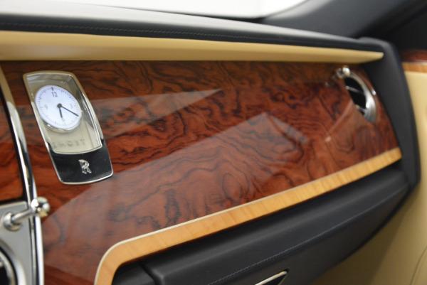 Used 2016 Rolls-Royce Ghost EWB for sale Sold at Rolls-Royce Motor Cars Greenwich in Greenwich CT 06830 23