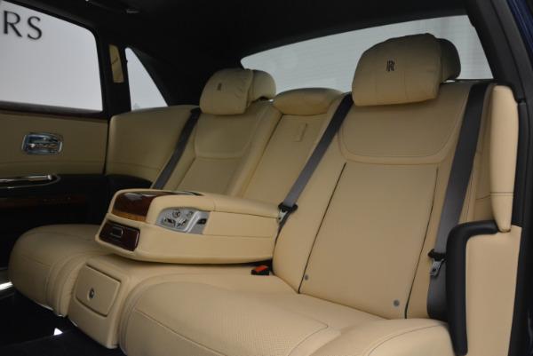 Used 2016 Rolls-Royce Ghost EWB for sale Sold at Rolls-Royce Motor Cars Greenwich in Greenwich CT 06830 26