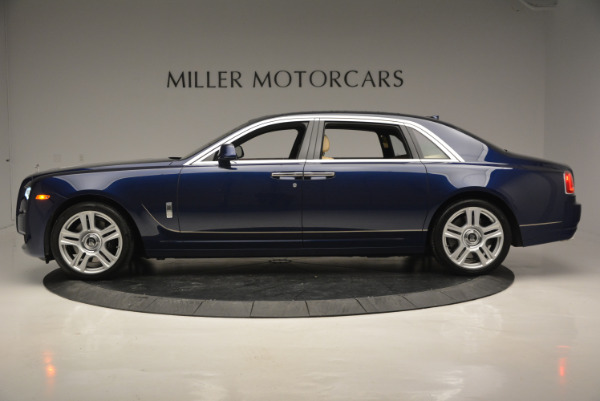 Used 2016 Rolls-Royce Ghost EWB for sale Sold at Rolls-Royce Motor Cars Greenwich in Greenwich CT 06830 3