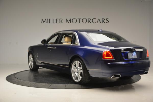 Used 2016 Rolls-Royce Ghost EWB for sale Sold at Rolls-Royce Motor Cars Greenwich in Greenwich CT 06830 5