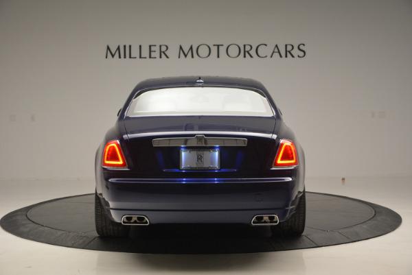 Used 2016 Rolls-Royce Ghost EWB for sale Sold at Rolls-Royce Motor Cars Greenwich in Greenwich CT 06830 6