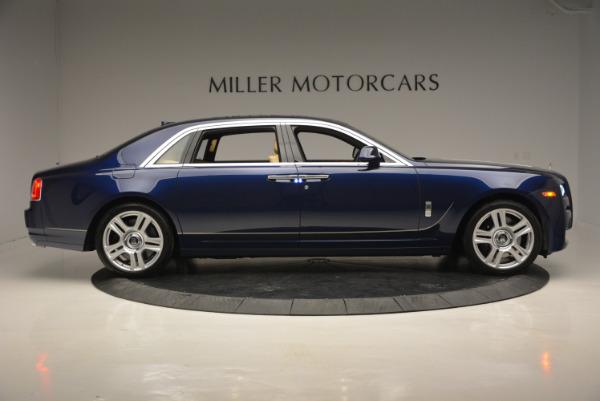 Used 2016 Rolls-Royce Ghost EWB for sale Sold at Rolls-Royce Motor Cars Greenwich in Greenwich CT 06830 9