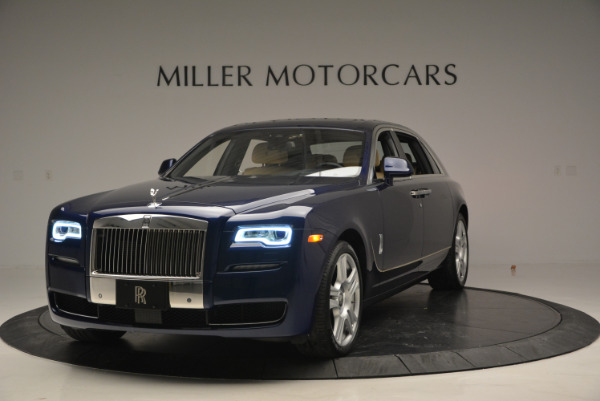 Used 2016 Rolls-Royce Ghost EWB for sale Sold at Rolls-Royce Motor Cars Greenwich in Greenwich CT 06830 1