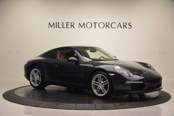 Used 2014 Porsche 911 Carrera for sale Sold at Rolls-Royce Motor Cars Greenwich in Greenwich CT 06830 10