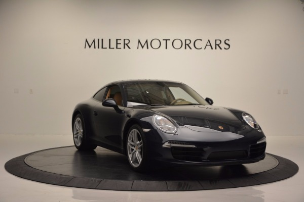 Used 2014 Porsche 911 Carrera for sale Sold at Rolls-Royce Motor Cars Greenwich in Greenwich CT 06830 11