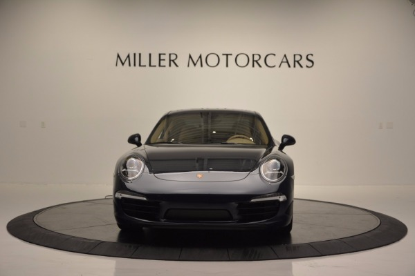 Used 2014 Porsche 911 Carrera for sale Sold at Rolls-Royce Motor Cars Greenwich in Greenwich CT 06830 12