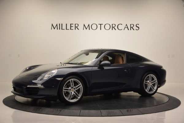 Used 2014 Porsche 911 Carrera for sale Sold at Rolls-Royce Motor Cars Greenwich in Greenwich CT 06830 2