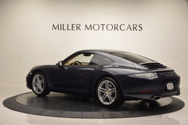 Used 2014 Porsche 911 Carrera for sale Sold at Rolls-Royce Motor Cars Greenwich in Greenwich CT 06830 4