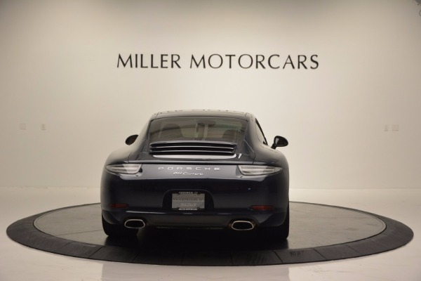 Used 2014 Porsche 911 Carrera for sale Sold at Rolls-Royce Motor Cars Greenwich in Greenwich CT 06830 6