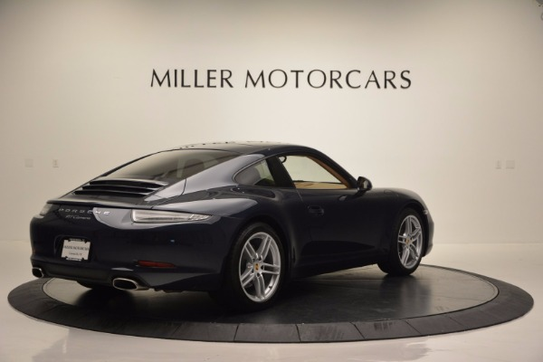 Used 2014 Porsche 911 Carrera for sale Sold at Rolls-Royce Motor Cars Greenwich in Greenwich CT 06830 7