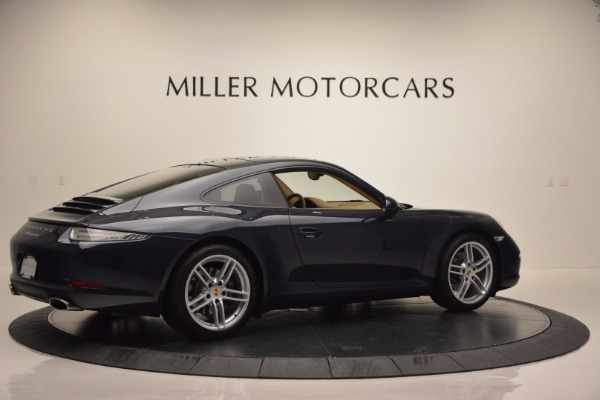 Used 2014 Porsche 911 Carrera for sale Sold at Rolls-Royce Motor Cars Greenwich in Greenwich CT 06830 8