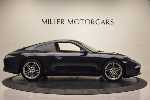 Used 2014 Porsche 911 Carrera for sale Sold at Rolls-Royce Motor Cars Greenwich in Greenwich CT 06830 9