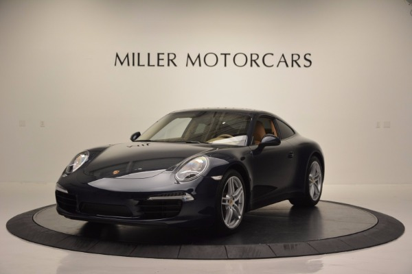 Used 2014 Porsche 911 Carrera for sale Sold at Rolls-Royce Motor Cars Greenwich in Greenwich CT 06830 1