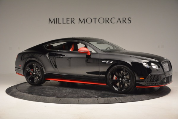 New 2017 Bentley Continental GT Speed for sale Sold at Rolls-Royce Motor Cars Greenwich in Greenwich CT 06830 10