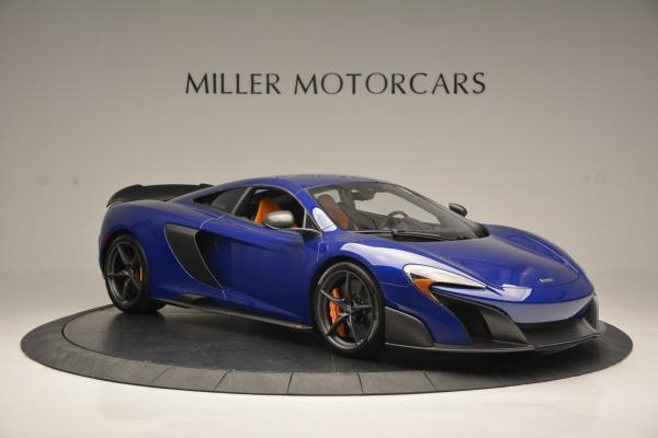 Used 2016 McLaren 675LT Coupe for sale Sold at Rolls-Royce Motor Cars Greenwich in Greenwich CT 06830 10
