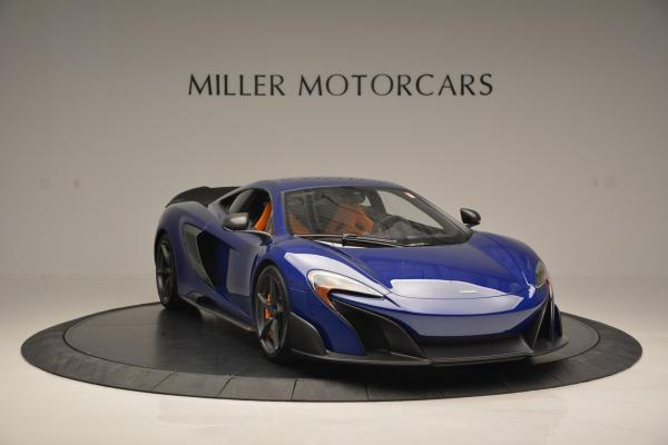 Used 2016 McLaren 675LT Coupe for sale Sold at Rolls-Royce Motor Cars Greenwich in Greenwich CT 06830 11