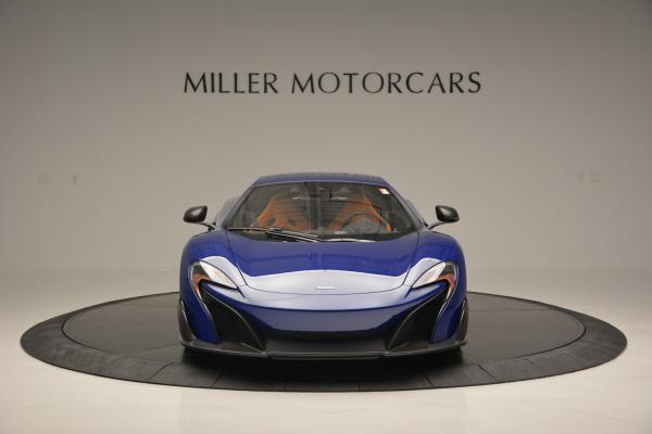 Used 2016 McLaren 675LT Coupe for sale Sold at Rolls-Royce Motor Cars Greenwich in Greenwich CT 06830 12