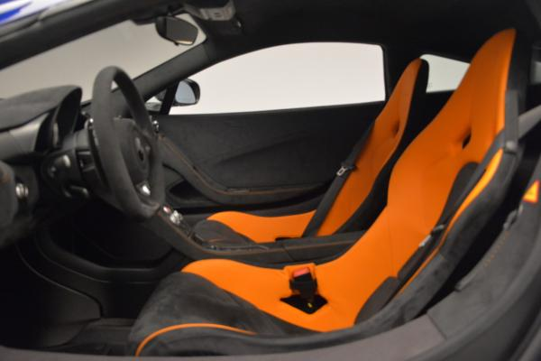 Used 2016 McLaren 675LT Coupe for sale Sold at Rolls-Royce Motor Cars Greenwich in Greenwich CT 06830 15