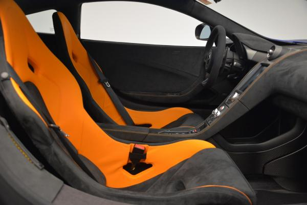 Used 2016 McLaren 675LT Coupe for sale Sold at Rolls-Royce Motor Cars Greenwich in Greenwich CT 06830 18