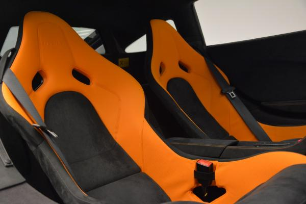 Used 2016 McLaren 675LT Coupe for sale Sold at Rolls-Royce Motor Cars Greenwich in Greenwich CT 06830 19