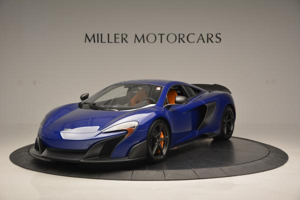 Used 2016 McLaren 675LT Coupe for sale Sold at Rolls-Royce Motor Cars Greenwich in Greenwich CT 06830 2