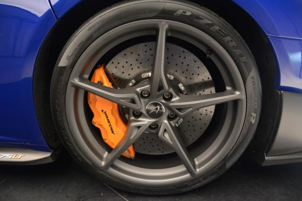 Used 2016 McLaren 675LT Coupe for sale Sold at Rolls-Royce Motor Cars Greenwich in Greenwich CT 06830 20