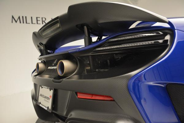 Used 2016 McLaren 675LT Coupe for sale Sold at Rolls-Royce Motor Cars Greenwich in Greenwich CT 06830 25