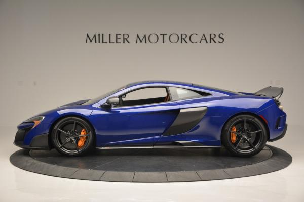 Used 2016 McLaren 675LT Coupe for sale Sold at Rolls-Royce Motor Cars Greenwich in Greenwich CT 06830 3