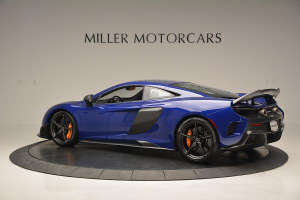 Used 2016 McLaren 675LT Coupe for sale Sold at Rolls-Royce Motor Cars Greenwich in Greenwich CT 06830 4