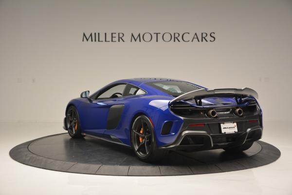 Used 2016 McLaren 675LT Coupe for sale Sold at Rolls-Royce Motor Cars Greenwich in Greenwich CT 06830 5