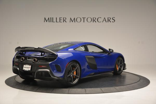Used 2016 McLaren 675LT Coupe for sale Sold at Rolls-Royce Motor Cars Greenwich in Greenwich CT 06830 7