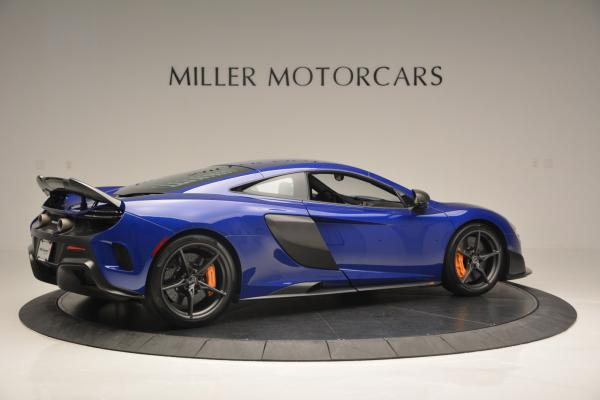 Used 2016 McLaren 675LT Coupe for sale Sold at Rolls-Royce Motor Cars Greenwich in Greenwich CT 06830 8