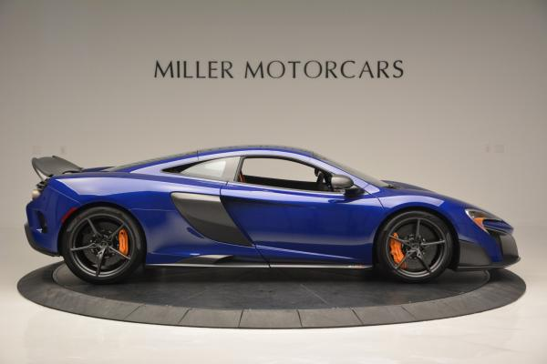 Used 2016 McLaren 675LT Coupe for sale Sold at Rolls-Royce Motor Cars Greenwich in Greenwich CT 06830 9
