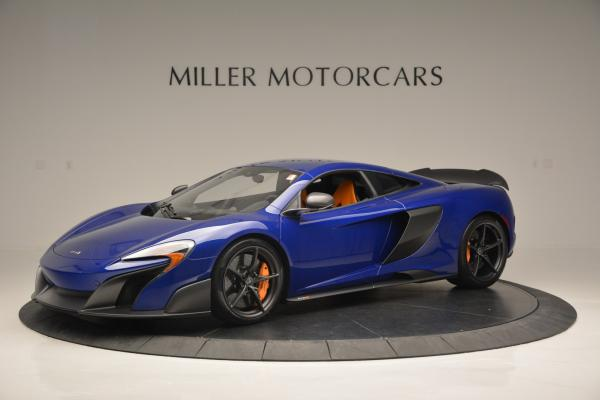 Used 2016 McLaren 675LT Coupe for sale Sold at Rolls-Royce Motor Cars Greenwich in Greenwich CT 06830 1