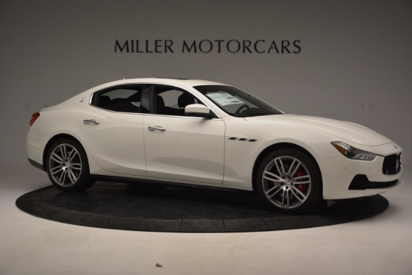 New 2017 Maserati Ghibli for sale Sold at Rolls-Royce Motor Cars Greenwich in Greenwich CT 06830 10