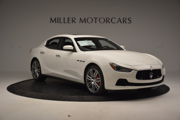 New 2017 Maserati Ghibli for sale Sold at Rolls-Royce Motor Cars Greenwich in Greenwich CT 06830 11